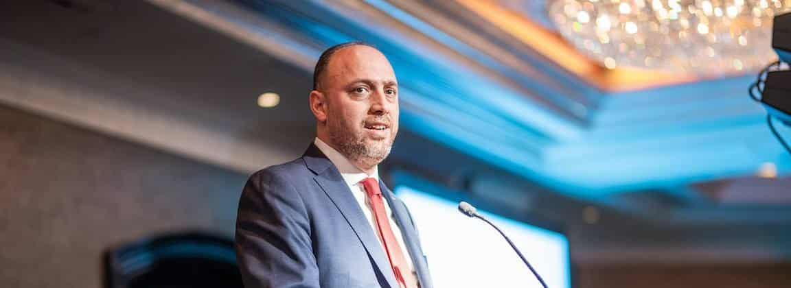 FQMS 2019 Dinner Gala, Dr Zomlot lauds support to medical education in Palestine