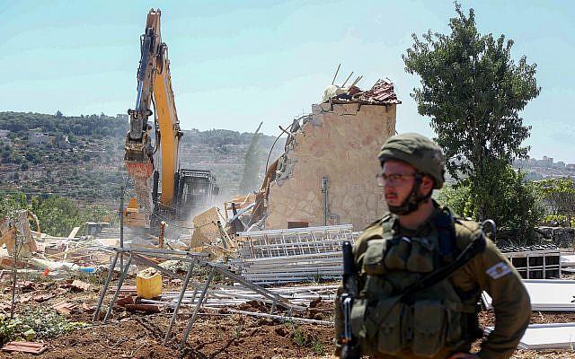 Israel to seize lands in Bethlehem